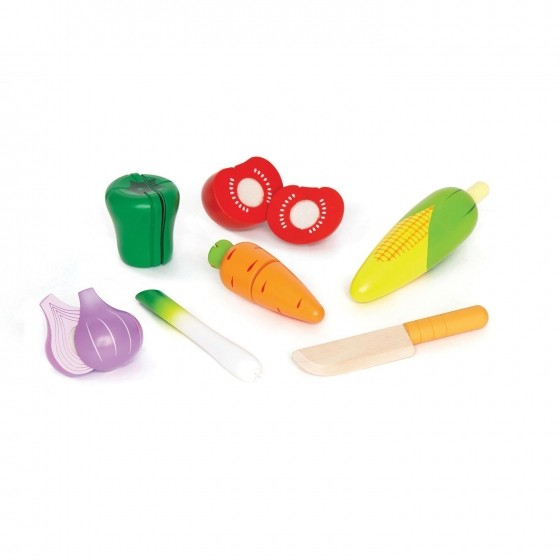 Hape cutting vegetables set