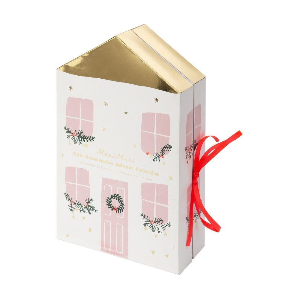 Meri Meri hair accessories advent calendar