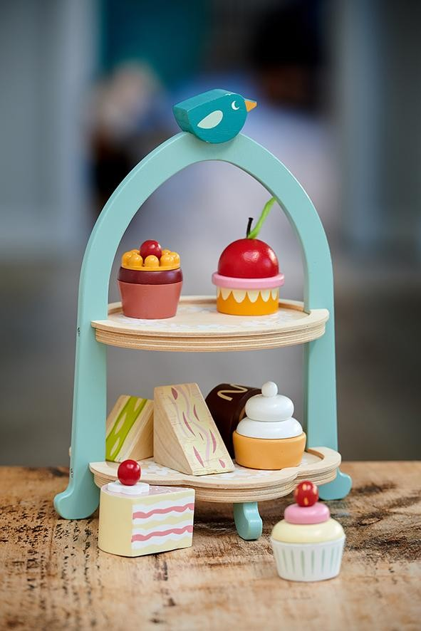 Tender leaf toys Birdie afternoon tea set