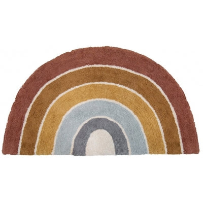 Little Dutch rainbow rug Pure