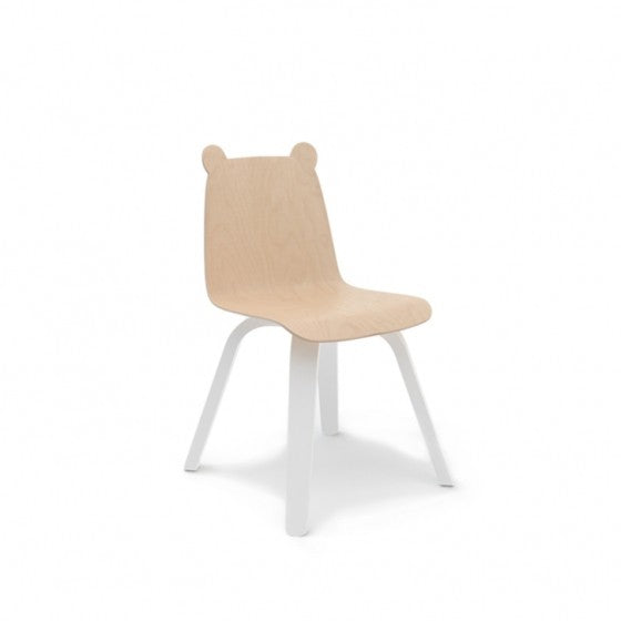Oeuf children's Play Chair - Bear - 2pcs