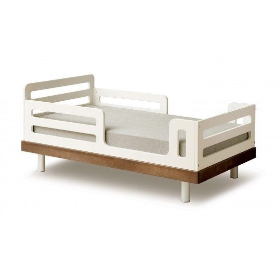 Oeuf NYC Classic Toddler Bed - Walnut
