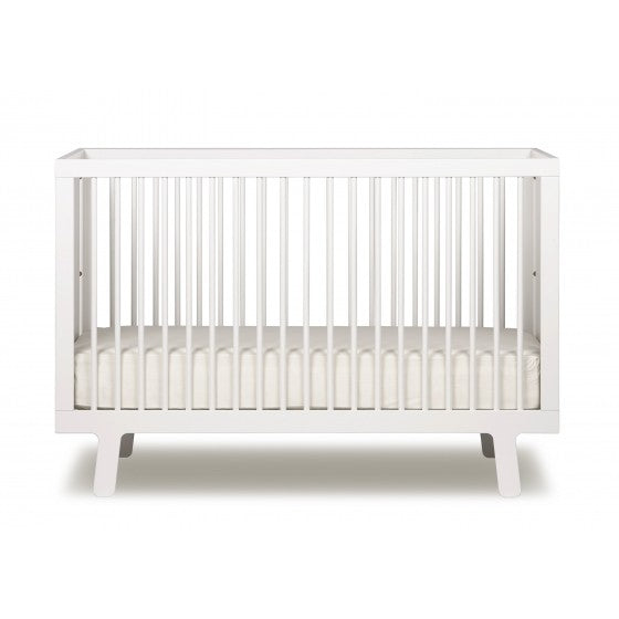 Oeuf NYC Sparrow Crib - White