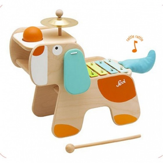 Sevi music dog 4 in 1