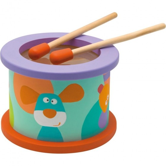 Sevi wooden drum