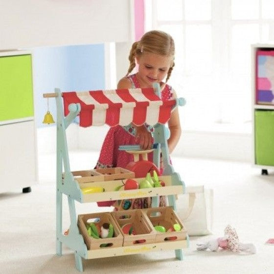 Honeybee Market Stall Play Toy- Le Toy Van