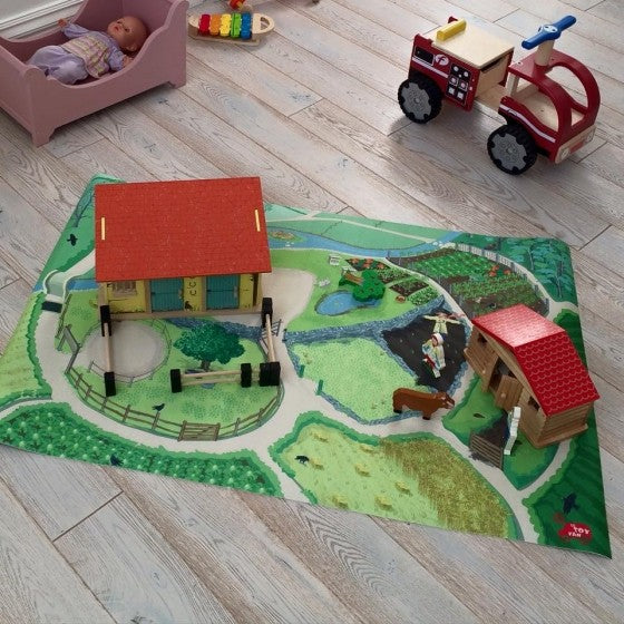 Le Toy Van Farm Playmat