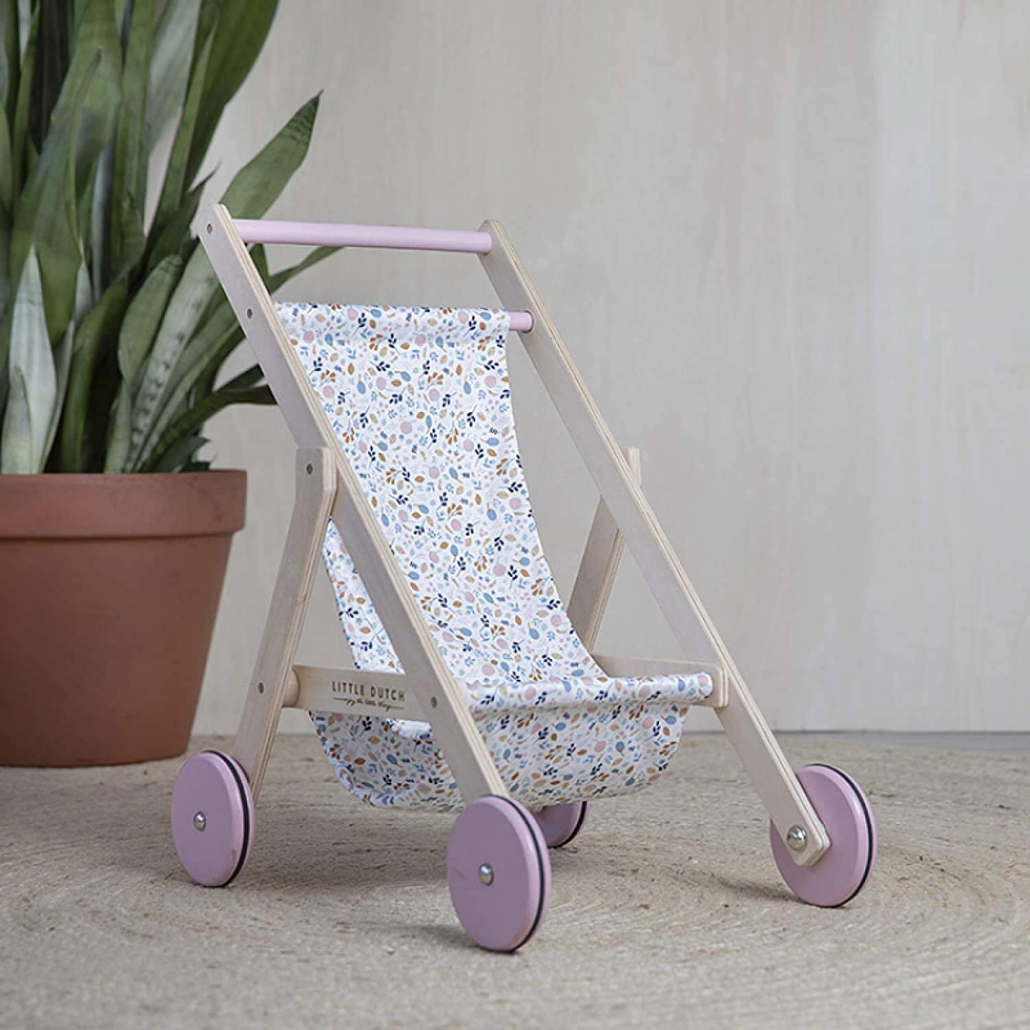 Little Dutch Stroller Spring Flowers