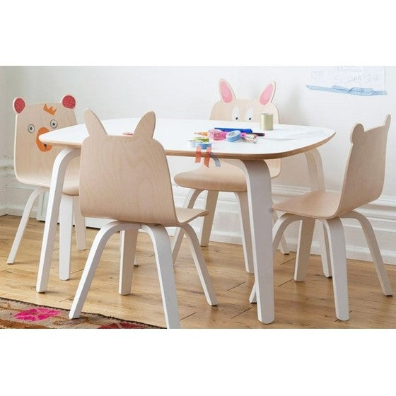 Oeuf Play table - Birch