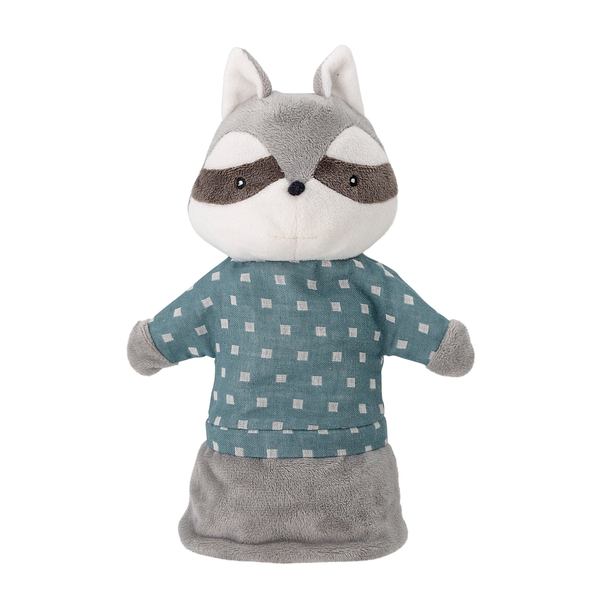 Bloomingville Cecilie Hand Puppet - Grey