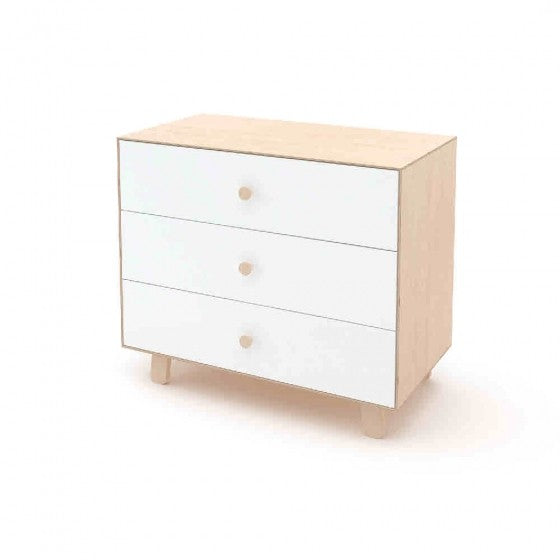 Oeuf NYC Sparrow 3 drawer dresser in Birch