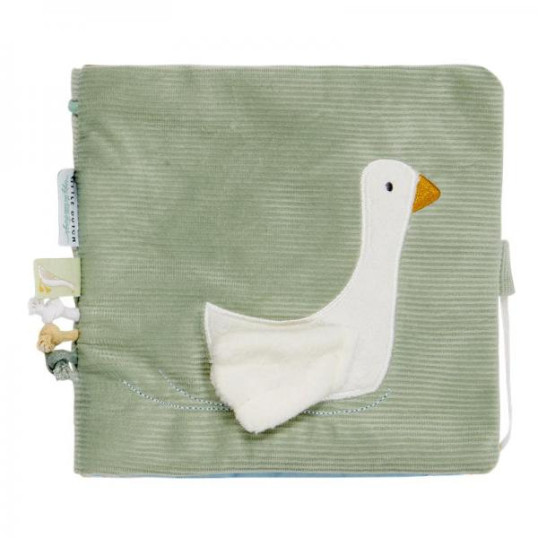 Little Dutch Soft activity booklet Little Goose