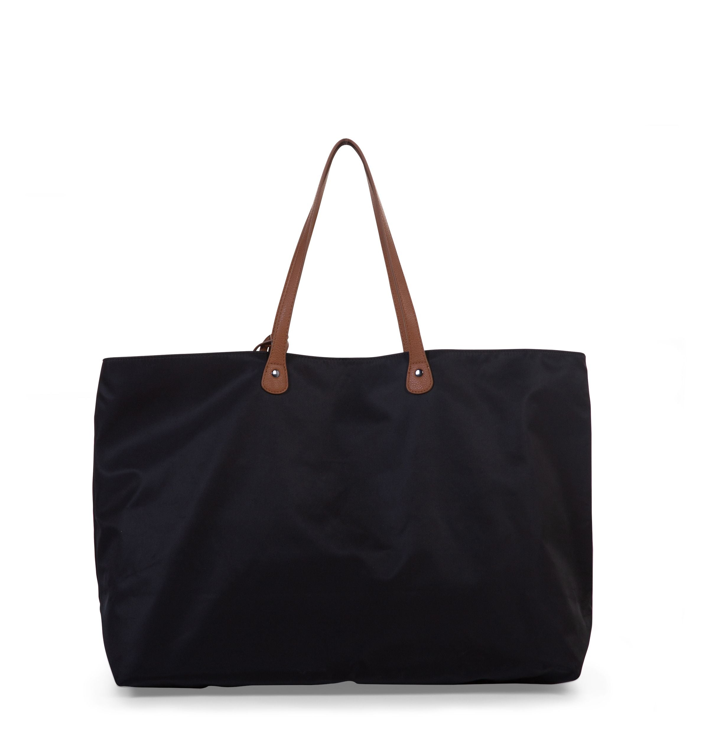 Family Bag - Large Tote - Black