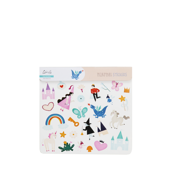 Olli Ella Playpa stickers Fairy Tale