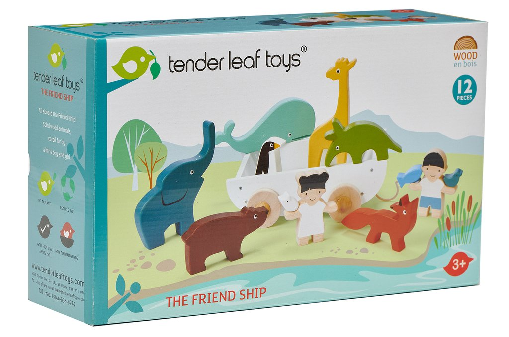 Tender leaf toys The Friend Ship