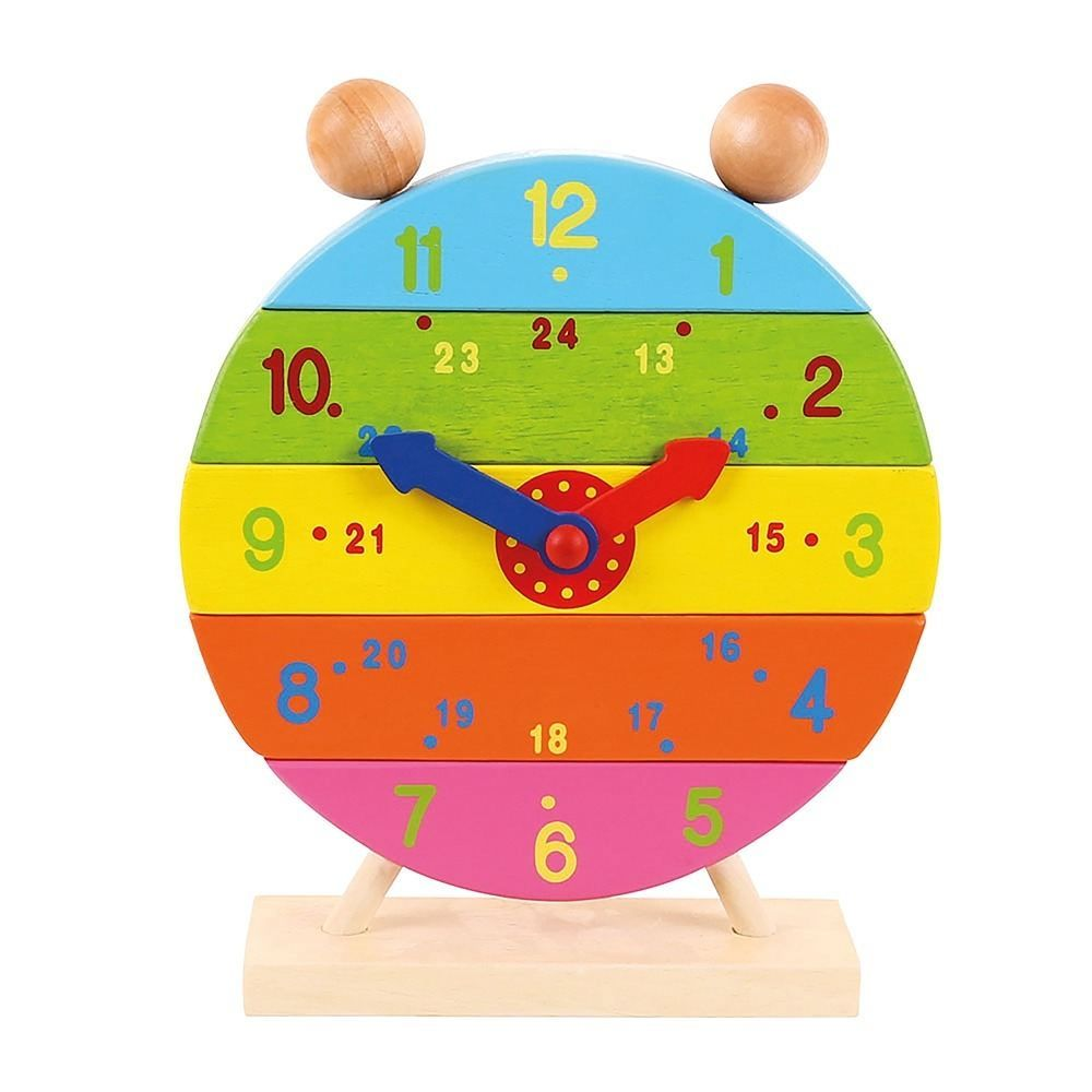 Bigjigs Stacking Clock