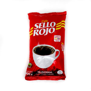 CAFE SELLO ROJO TRADICIONAL X 500 GR.