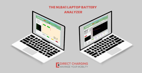 Why the health of your battery is as important as yours: The NLBA1 laptop battery analyzer