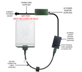 External Laptop Battery Charger for Apple iBook G3/G4 14-inch Series A1062 A1080 1