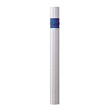 GM Ripple Cricket Grip (White/Blue)