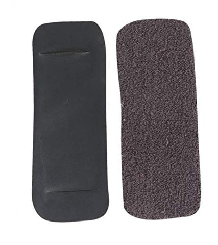 Shrey Rear Strap Pad, Black