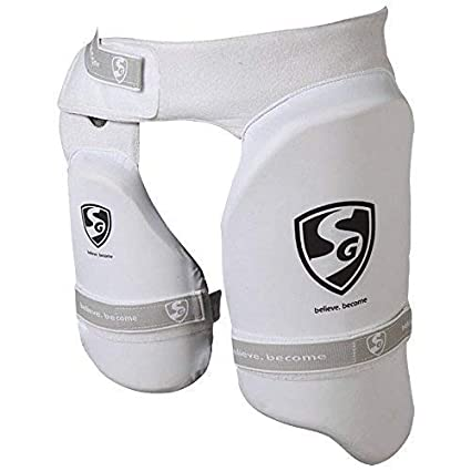SG ultimate thigh guard Left hand