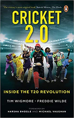 Cricket 2.0: WISDEN BOOK OF THE YEAR