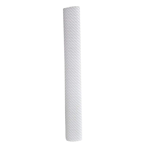 DSC Scale Cricket Bat Grip - Full (White)