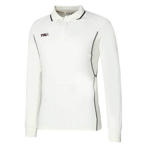 Median Cricket Shirt Long Sleeves (DRY FEEL)