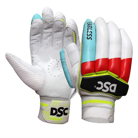 DSC Condor Atmos Leather Cricket Batting Gloves