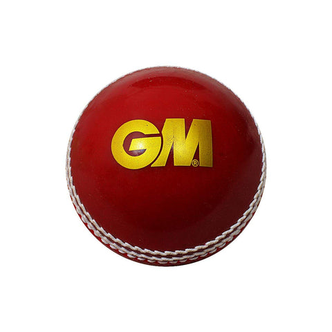 GM Skill Poly Cricket Ball Soft (Red)