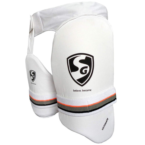 SG Ultimate (Combo) Right Hand Thigh Pads, Junior