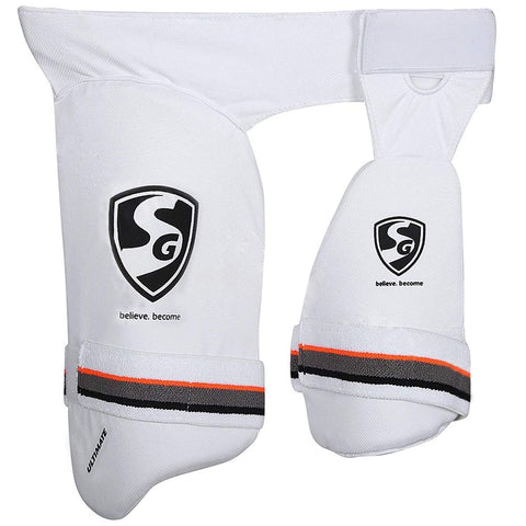 SG Ultimate (Combo) Left Hand Thigh Pads, Junior