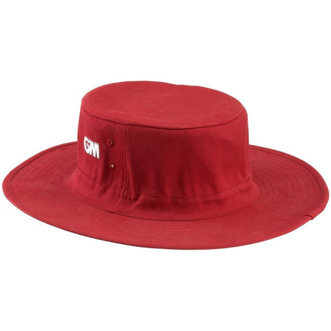 GM Panama Cricket Hat Large (Maroon)