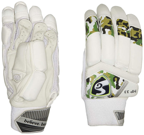 SG HP 33 Left Hand LH BATTING GLOVES