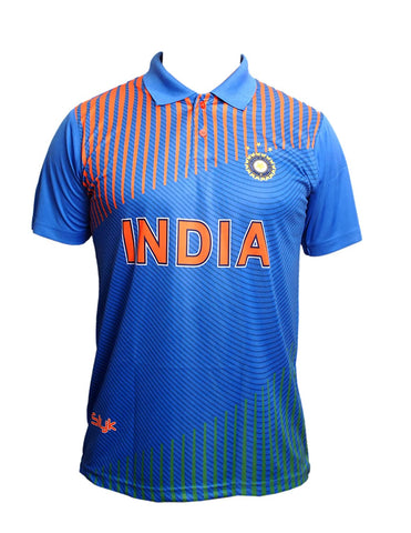 Team India Supporter T-Shirt Kids to Adult - Unisex