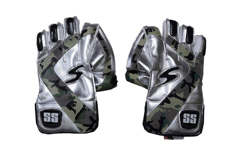 SS DRAGON WICKET KEEPING GLOVES