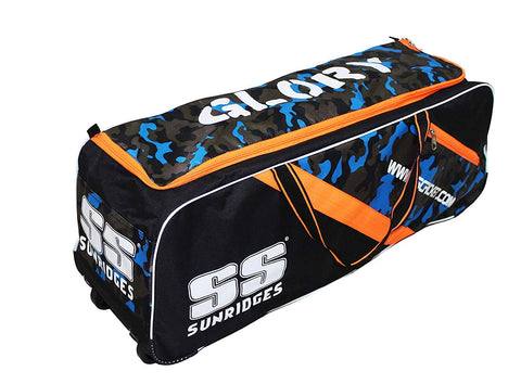 SS Cricket Kit Bag (SS Elite, SS Glory)