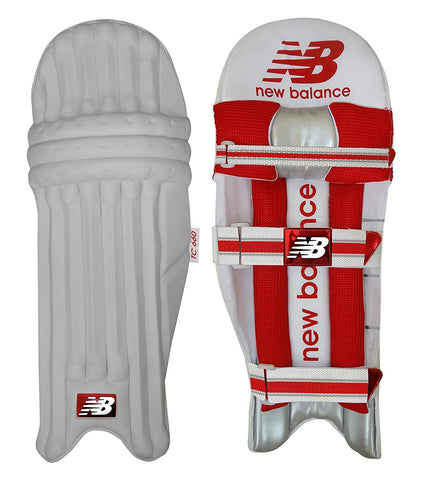 Balance TC 660 Batting Leg Guard (Size : Men) (Right Hand)