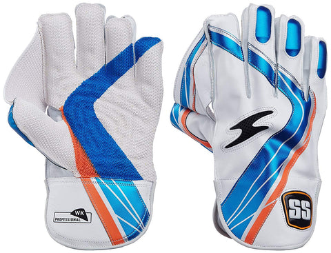 SS WICKET KEEPING GLOVES PROFESSIONAL