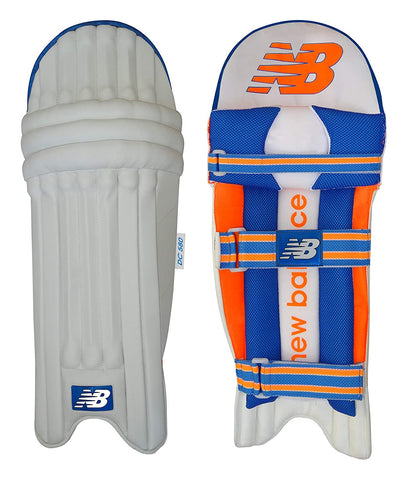 new balance DC 580 Batting Leg Guard for Men -Right Hand