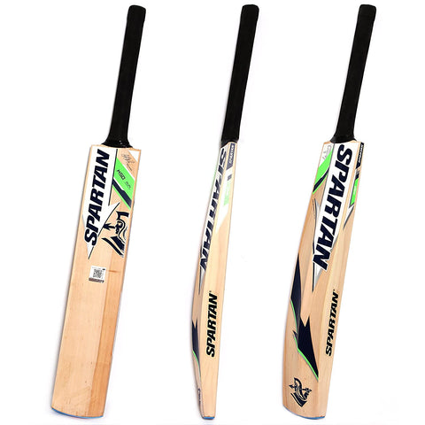 Spartan MSD Edition Kashmir Willow Cricket Bat