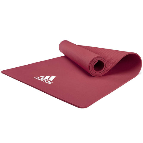 ADIDAS Yoga Mat - 8mm - Mystery Ruby