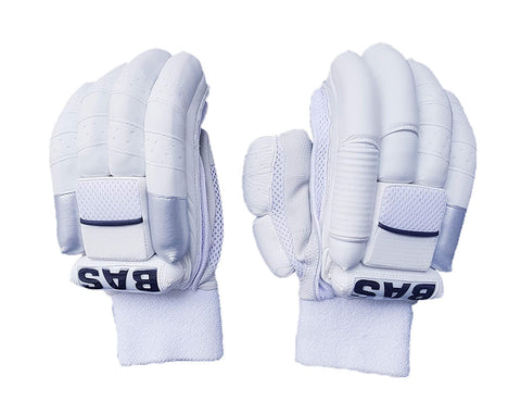 BAS VAMPIRE White Batting Gloves Limited Edition