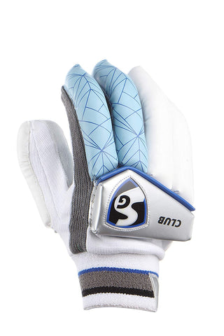 SG Club RH Batting Gloves, Youth