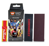 SS Toe Guard Kit Pack of - 3