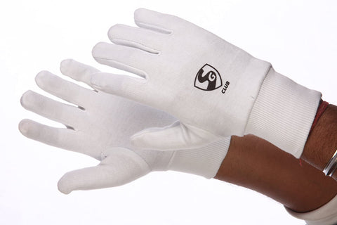 SG Club Inner Gloves, Junior (Color May Vary)