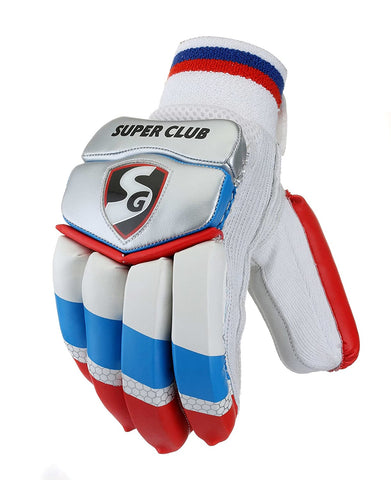 SG Test RH Batting Gloves (Color May Vary)