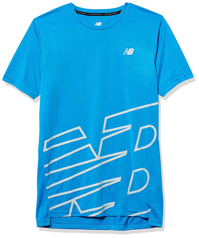 new balance Men's Relaxed Fit Top