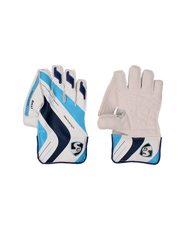 SG CLUB WICKETKEEPING GLOVES